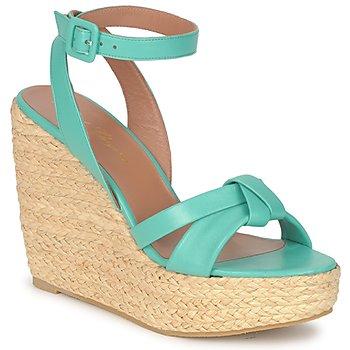 Topánky Ženy Sandále Robert Clergerie DEBA Karibská modrá / Telová