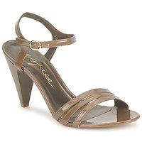 Topánky Ženy Sandále Espace LASTY Piesková