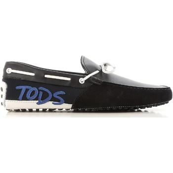 Topánky Muži Mokasíny Tod's XXM0GW0X900IUP0XQE nero