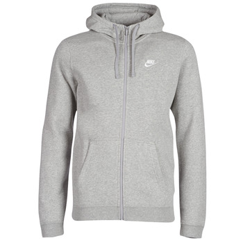 Oblečenie Muži Mikiny Nike MEN'S NIKE SPORTSWEAR HOODIE Šedá