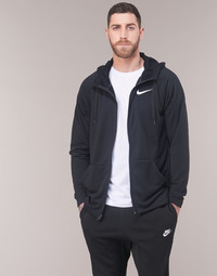 Oblečenie Muži Mikiny Nike MEN'S NIKE DRY TRAINING HOODIE Čierna