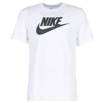 Oblečenie Muži Tričká s krátkym rukávom Nike NIKE SPORTSWEAR Biela