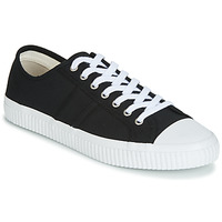 Topánky Muži Nízke tenisky Jim Rickey TROPHY Čierna / Biela