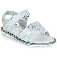 Topánky Dievčatá Sandále Citrouille et Compagnie JAFILOUTE Šedá