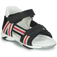 Topánky Chlapci Sandále Citrouille et Compagnie JATILETTE Čierna