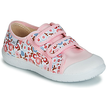 Topánky Dievčatá Nízke tenisky Citrouille et Compagnie JORIPALE Ružová / Červená