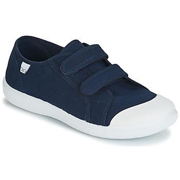 Topánky Chlapci Nízke tenisky Citrouille et Compagnie JODIPADE Námornícka modrá