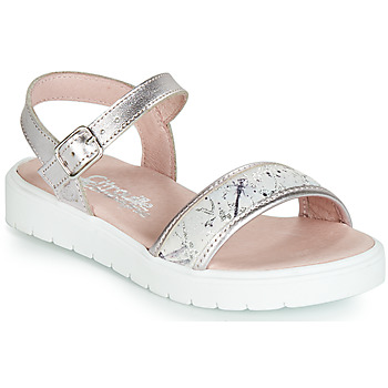 Topánky Dievčatá Sandále Citrouille et Compagnie JIMINITE Ružová / Dragonfly