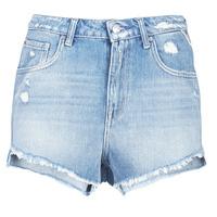 Oblečenie Ženy Šortky a bermudy Replay PABLE Modrá