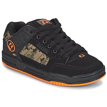 Topánky Muži Nízke tenisky Globe TILT Čierna / Oranžová