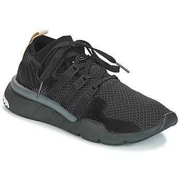 Topánky Muži Nízke tenisky adidas Originals EQT SUPPORT MID ADV Čierna