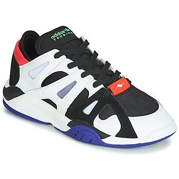 Topánky Muži Nízke tenisky adidas Originals DIMENSION LO Biela / Čierna