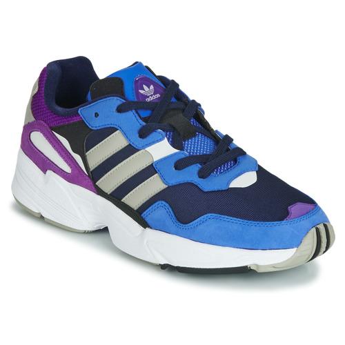 Topánky Muži Nízke tenisky adidas Originals YUNG 96 Modrá
