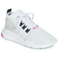 Topánky Muži Nízke tenisky adidas Originals EQT SUPPORT MID ADV Biela