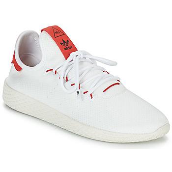 Topánky Nízke tenisky adidas Originals PW TENNIS HU Biela / Červená