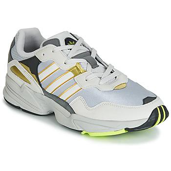 Topánky Muži Nízke tenisky adidas Originals YUNG 96 Béžová