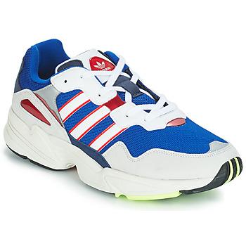 Topánky Muži Nízke tenisky adidas Originals YUNG 96 Biela / Fialová