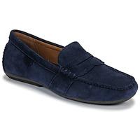 Topánky Muži Mokasíny Polo Ralph Lauren REYNOLD Námornícka modrá
