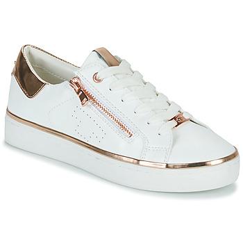 Topánky Ženy Nízke tenisky Tom Tailor 6992603-WHITE Biela