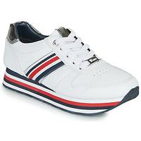 Topánky Ženy Nízke tenisky Tom Tailor 6995501-WHITE Biela