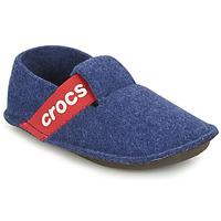 Topánky Deti Papuče Crocs CLASSIC SLIPPER K Modrá
