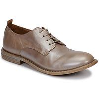 Topánky Ženy Derbie Moma DALID VARLEY Ťavia hnedá