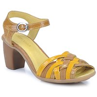 Topánky Ženy Sandále Pataugas FANNY Žltá