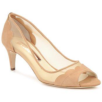 Topánky Ženy Lodičky Rupert Sanderson CLARET Béžová