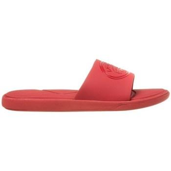 Topánky Ženy športové šľapky Lacoste L30 Slide Červená