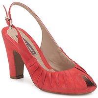 Topánky Ženy Sandále Janet&Janet PEONIA PLISA červená