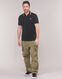 Oblečenie Muži Nohavice Cargo G-Star Raw ROVIC 3D AIRFORCE RELAXED Béžová
