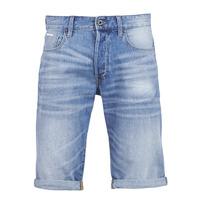Oblečenie Muži Šortky a bermudy G-Star Raw 3302 12 Modrá / Light / Aged