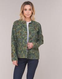 Oblečenie Ženy Bundy  G-Star Raw ROVIC AO FIELD OVERSHIRT Zelená