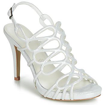 Topánky Ženy Sandále Menbur CLEMENTINA Slonia kosť