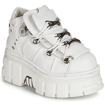 Topánky Derbie New Rock ROCKY Biela