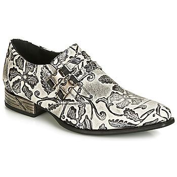 Topánky Muži Richelieu New Rock SALSO Čierna / Biela