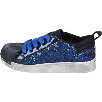 Topánky Dievčatá Nízke tenisky Holalà BT330 Modrá