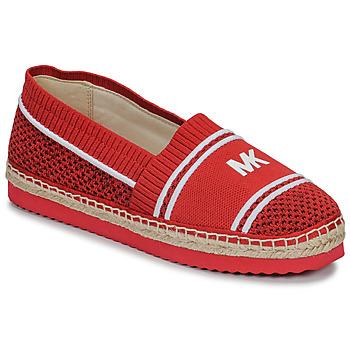 Topánky Ženy Espadrilky MICHAEL Michael Kors RAYA Červená