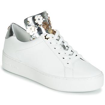 Topánky Ženy Nízke tenisky MICHAEL Michael Kors MINDY Biela
