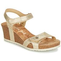 Topánky Ženy Sandále Panama Jack JULIA Zlatá