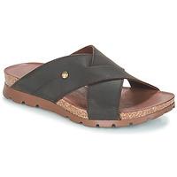 Topánky Muži Šľapky Panama Jack SALMAN Hnedá