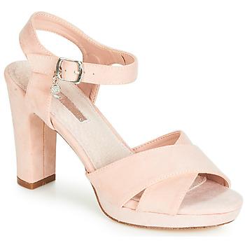 Topánky Ženy Sandále Xti 32035 Ružová