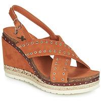 Topánky Ženy Sandále Xti 48922 Koňaková