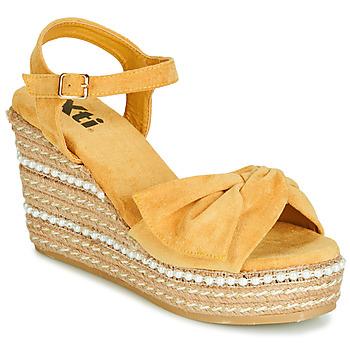 Topánky Ženy Sandále Xti 49073 Žltá