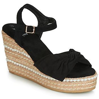Topánky Ženy Sandále Xti 49073 Čierna