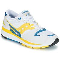 Topánky Muži Nízke tenisky Saucony Azura Biela / Žltá / Modrá