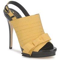 Topánky Ženy Sandále Jerome C. Rousseau ROXY Žltá / Čierna