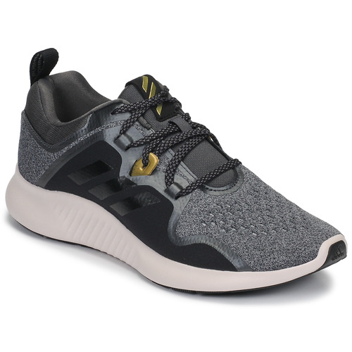 Topánky Ženy Bežecká a trailová obuv adidas Performance EDGEBOUNCE W Čierna / Zlatá