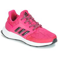 Topánky Dievčatá Bežecká a trailová obuv adidas Performance RAPIDARUN K Ružová