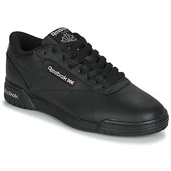 Topánky Nízke tenisky Reebok Classic EXOFIT LO CLEAN LOGO INT Čierna